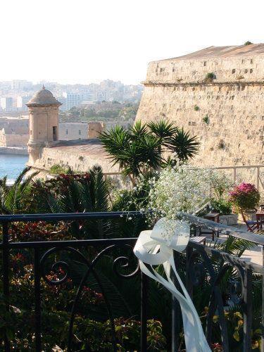 Malta Wedding Planner Rosemarie Lavish Gardens Harbour Views (11)