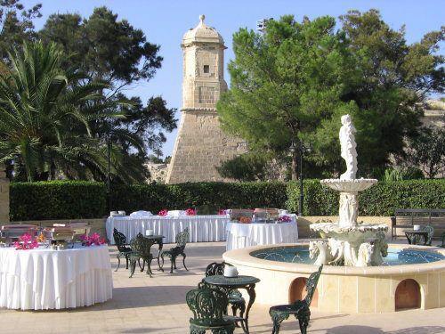 Malta Wedding Planner Rosemarie Lavish Gardens Harbour Views (13)