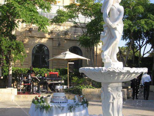 Malta Wedding Planner Rosemarie Lavish Gardens Harbour Views (9)
