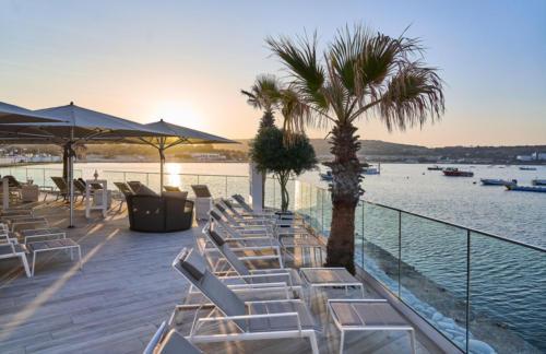 Beach Lido Mellieha Malta